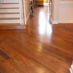Wood flooring installed in a house by Miller Surface Gallery in Savannah, GA